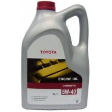Масло Toyota 5w-40 5л